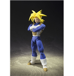 Dragonball Z S.H. Figuarts Action Figure Super Saiyan Trunks 14 cm