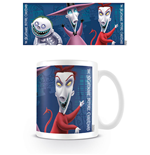 Nightmare Before Christmas Mug Lock Shock Barrel