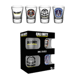 Call Of Duty Infinite Warfare  Shot Glasses Set
