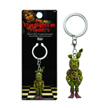 Five Nights at Freddy's Vinyl Keychain Springtrap 7 cm