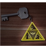 Legend of Zelda Light-Up Keychain with sound Triforce