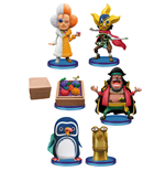 One Piece WCF ChiBi Figures 7 cm Assortment Requested Selection (10)