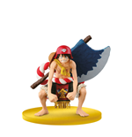 One Piece Scultures Figure Big Zoukeio Luffy 12 cm