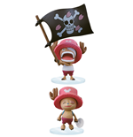 One Piece Dramatic Showcase Figures 6 cm Assortment Chopper (4)