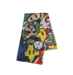 Nintendo - Super Mario All Characters  Fashion Scarf
