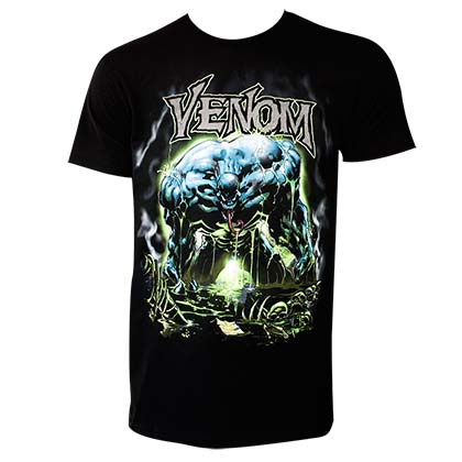 Spiderman VENOM EnVENOMated Tee Shirt