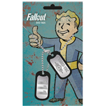 Fallout Dog Tag Necklace 251857