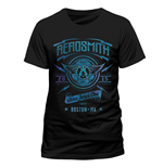 Aerosmith - Aero Force One - Unisex T-shirt Black