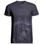 Game of Thrones T-Shirt Stark Jumbo Print