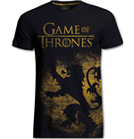 Game of Thrones T-Shirt Lannister Jumbo Print
