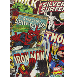 Marvel Superheroes Notepad (Montage A5 Notebook)