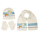 Frozen Scarf and Cap Set 252351