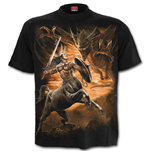 Centaur Slayer - T-Shirt Black