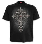 Custodian - T-Shirt Black