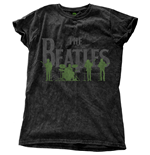 The Beatles Ladies Fashion Tee: Saville Row Line-Up