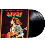 Vynil Bob Marley - Live! Deluxe (3 Lp)