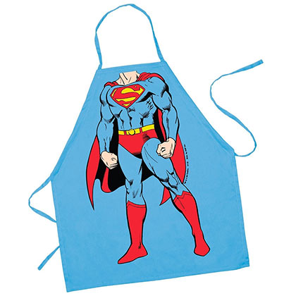 SUPERMAN Kids Costume Apron