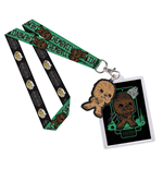 Star Wars POP! Lanyard with Rubber Keychain Chewbacca