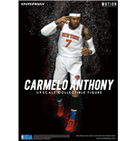 NBA Collection Motion Masterpiece Actionfigur 1/9 Carmelo Anthony 23 cm