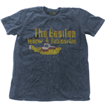 The Beatles Men's Fashion Tee: Yellow Submarine Nothing Is Real