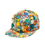 Pokémon - Pikachu and Friends Snapback