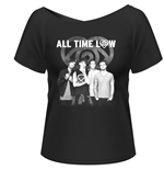 All Time Low T-shirt Colourless (WHITE)