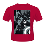 Marvel Avengers Age Of Ultron T-shirt Black Avengers