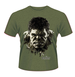 Marvel Avengers Age Of Ultron T-shirt Hulk Face