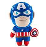 Captain America Plush Toy 253139
