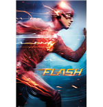Flash Poster - Run - 61x91,5 Cm