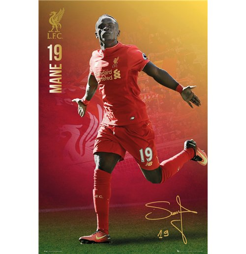 Liverpool FC Poster 253455