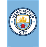 Manchester City FC Poster 253463