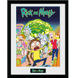 Rick and Morty Print 253587