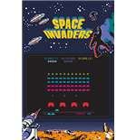 Space Invaders Poster 253621