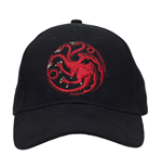 Game of Thrones Adjustable Cap Targaryen