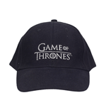 Game of Thrones Adjustable Cap Logo