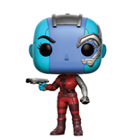 Guardians of the Galaxy Vol. 2 POP! Marvel Vinyl Figure Nebula 9 cm