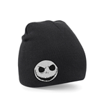 Nightmare Before Christmas Beanie Skull