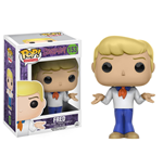 Scooby Doo POP! Animation Vinyl Figure Fred 9 cm