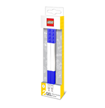 LEGO Gel Pens 2-Pack Bricks blue
