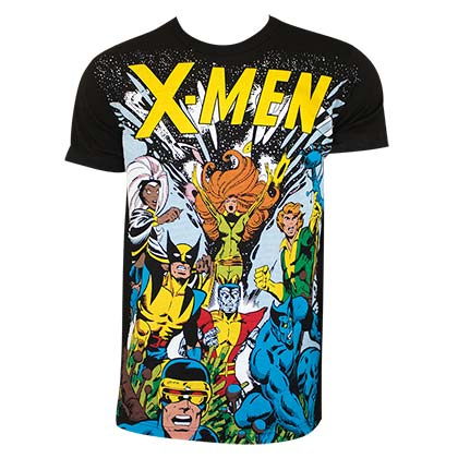 X-MEN Comic Tee Shirt