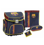 Barcelona FC school set 4pcs 52804