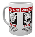 Rick and Morty Mug 254252