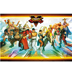Street Fighter Poster 254357