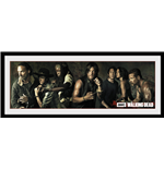 The Walking Dead Print 254375