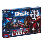 Captain America Civil War Board Game Risk *English Version*