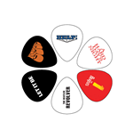 The Beatles Guitar Pick 254621