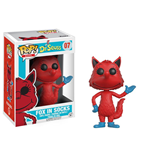 Dr. Seuss POP! Books Vinyl Figure Fox in Socks 9 cm