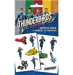 Thunderbirds Tattoos 254970