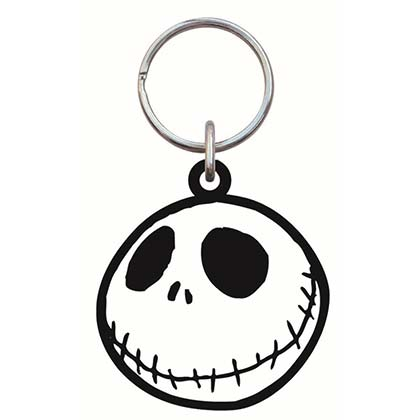 Nightmare Before Christmas Jack Keychain